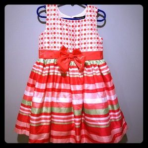Bright Dress by designer named George